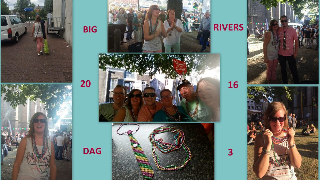 Big Rivers dag 3
